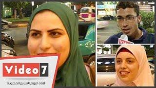 """بالفيديو.. تعرف على توقعات الشارع المصرى لمباراة """"الزمالك"""" و""""صن داونز"""""""