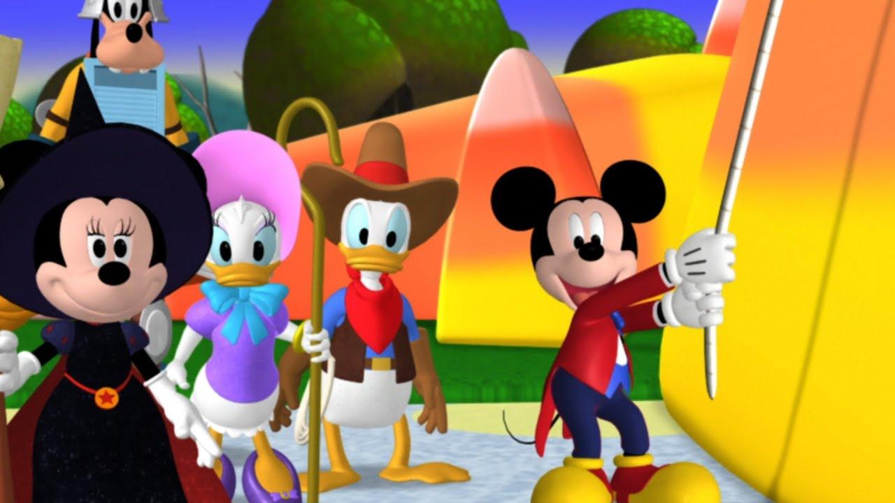 Mickey's Treat - YouTube