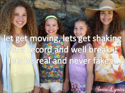 Haschak Sisters - Get Away (Lyrics)