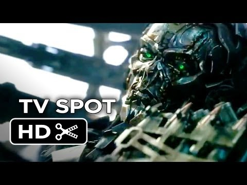 Transformers: Age of Extinction TV SPOT - Targets (2014) - Michael Bay Movie HD
