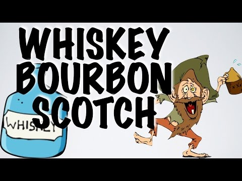 WHISKEY, BOURBON, SCOTCH - Alcohol 101