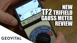 New TF2 Trifield gauss meter unit review - watch before buying