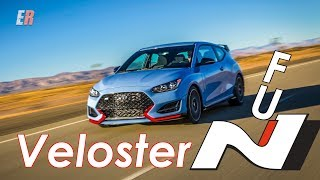 2019 Hyundai Veloster N Ready for the GTI and Civic Type R смотреть