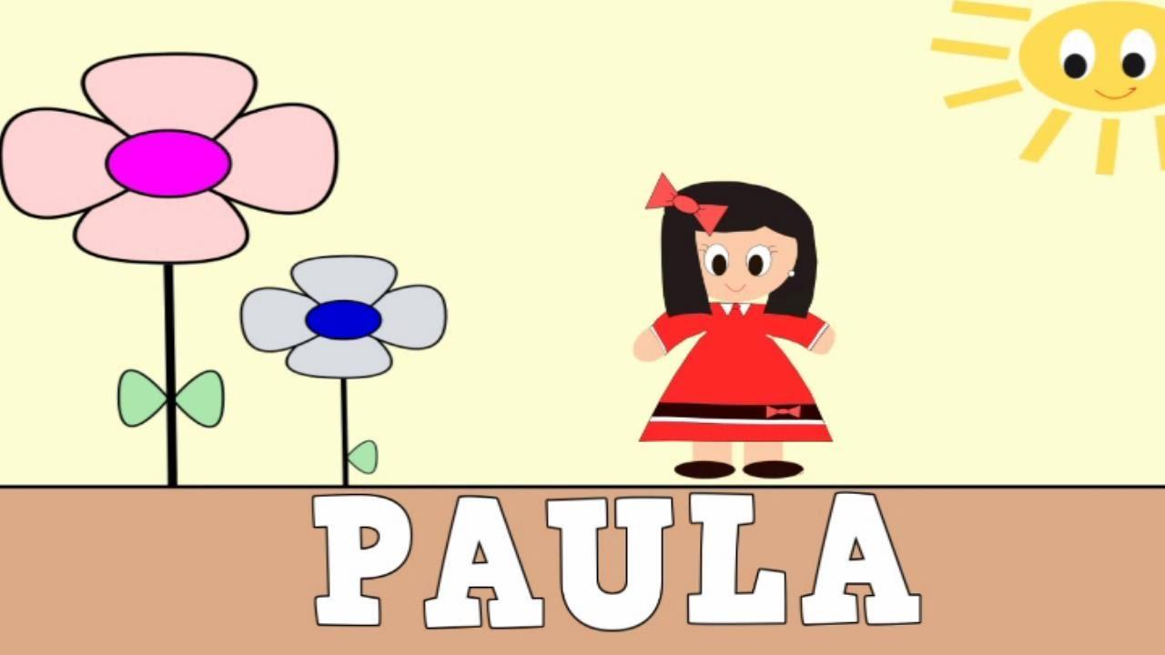 Aprender a leer y escribir paula v deos para ni os youtube for Aprendiendo y jugando jardin infantil