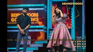 #sivaangi | Kanna Veesi by Sivaangi | Sivaangi sings for Ashwinkumar in Behindwoods