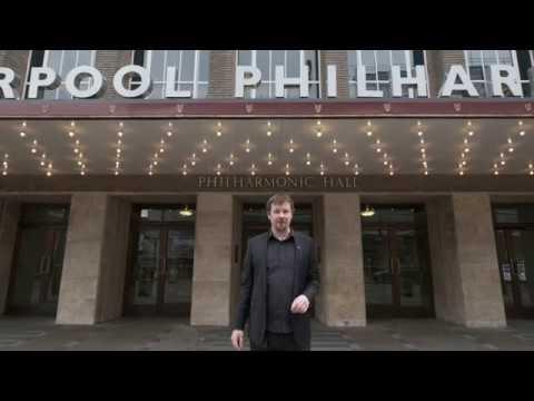 Visiting Liverpool Philharmonic Hall