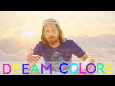 Dream Colors Official Music Video | Patrick Haize | Golden Triangle/Auraquencher