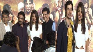 Priyanka Chopra Launch Trailer Of Film Mary Kom