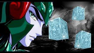 La historia de Tifon y las armaduras de Diamante - Gigantomaquia Parte2 Caballeros del Zodiaco
