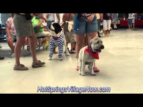 Hot Springs Village AR Dog Show
