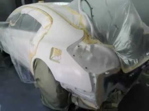 Nissan Altima 2.5S >> 2011 Nissan Altima 2.5s rear end impact accident repair ...