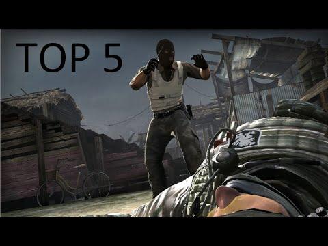 TOP 5 Piosenek o CS:GO [TopowePL] #1