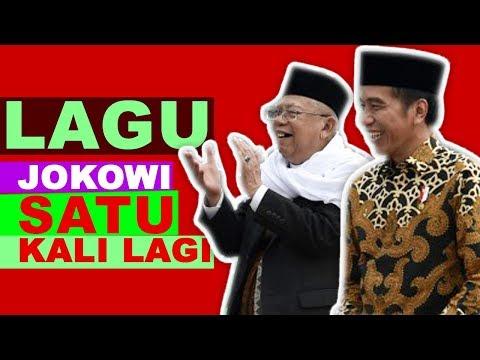 LAGU JOKOWI SATU KALI LAGI (OFFICIAL VIDEOCLIP)