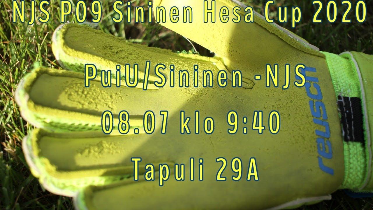Hesa Cup Tulokset