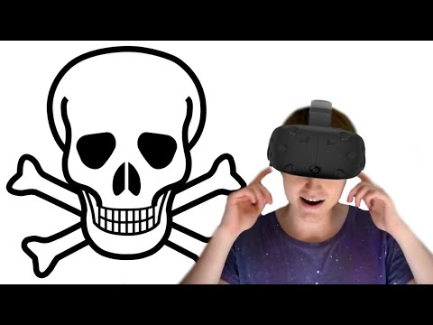 Death by Virtual Reality: Fatally tricking the brain