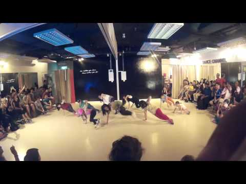 Singapore Actfa Dance School: Kids Hip Hop Student Recital 2016