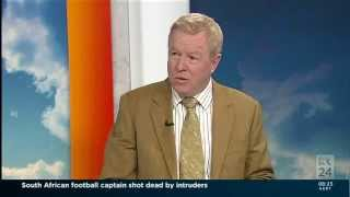 ABC News Breakfast Interview with Rod North 28 October 2014