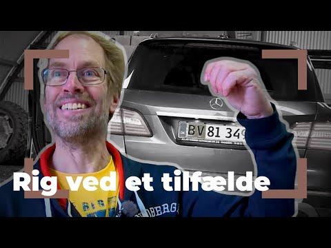 Landmand finder gamle bitcoins og køber Mercedes SUV
