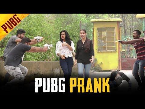 PUBG Prank in India - PUBG in Real Life | Baap of Bakchod - Raj