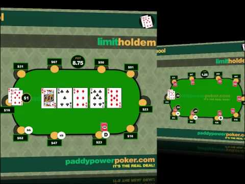 Texas hold'em limit