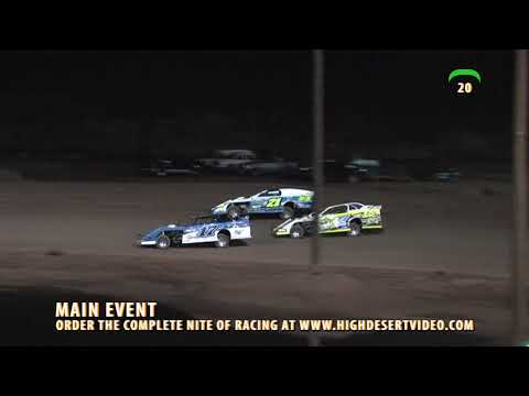 9/22/2018 SNMS USRA Modified A Main