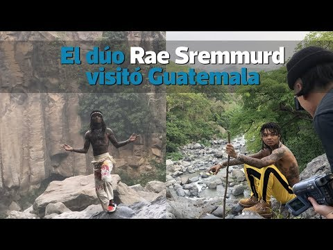 El dúo Rae Sremmurd visitó Guatemala para grabar un videoclip | Prensa Libre