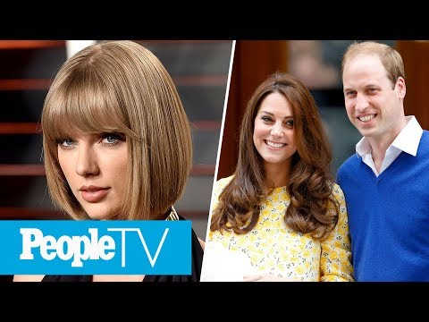 Taylor Swift's 'Gorgeous' Lyrics Decoded, Princess Kate Royal Baby #3 Due Date Confirmed | PeopleTV