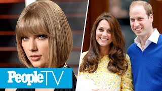 Taylor Swift's 'Gorgeous' Lyrics Decoded, Princess Kate Royal Baby #3 Due Date Confirmed | PeopleTV thumbnail