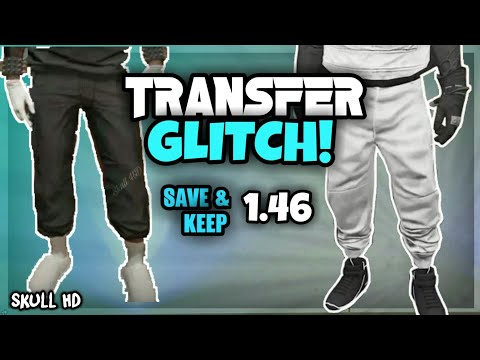 GTA 5 ONLINE *NEW* TRANSFER GLITCH METHOD AFTER PATCH 1.46