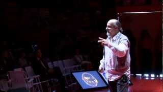 Made of stars: Jose Maria Gomes at TEDxRio+20