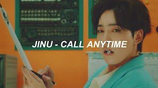 Gambar cover JINU - 'Call Anytime (또또또) ft. Mino' Easy Lyrics