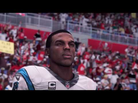 Madden 18 All Pro Slider Test | Panthers vs Buccaneers | PS4 Pro Gameplay