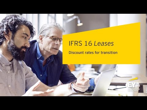 Global IFRS: IFRS 16 Leases – Discount Rates For Transition