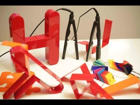 AcrylicBender- Plexglass bender - 3D Channel letter maker Plastic bending tool