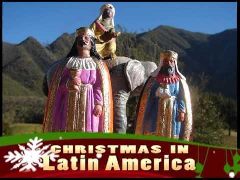 Christmas In Latin America.Christmas In Latin America