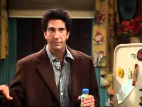 Friends - Chandler fakes orgasm.FLV