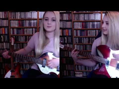 Me Singing 'It Won't Be Long' By The Beatles (Full Instrumental Cover By Amy Slattery)