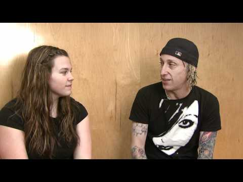 The Beat - Sevendust Interview featuring Morgan Rose
