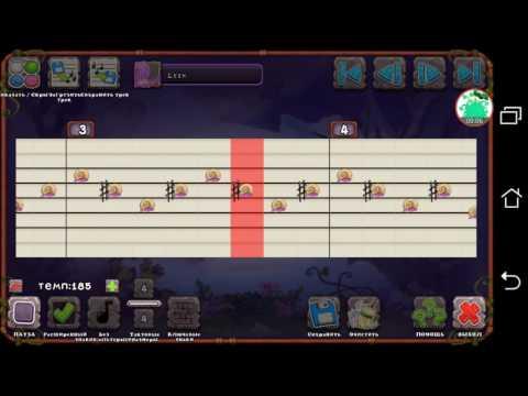 Gravity Falls music. My singing monsters. Как сделать песню на острове композитора #3