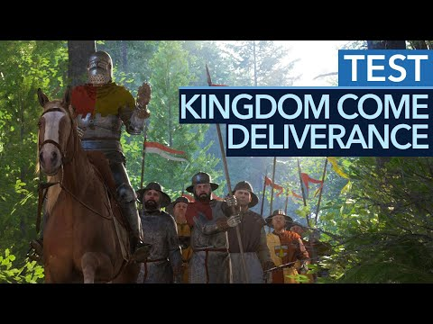 Kingdom Come: Deliverance - Test / Review zum Open-World-Rollenspiel - (Gameplay)