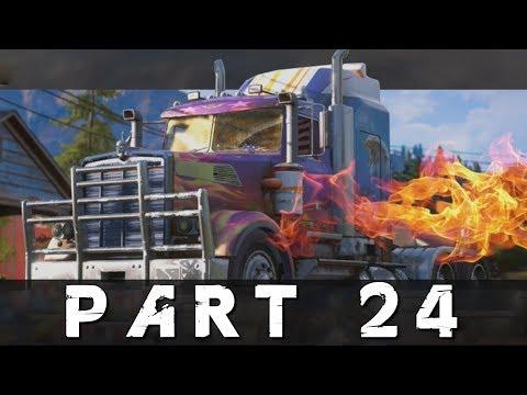 FAR CRY 5 Walkthrough Gameplay Part 24 - THE WIDOWMAKER (PS4 Pro)
