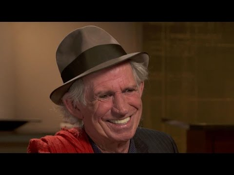 "Keith Richards: ""I was the most likely to die"""