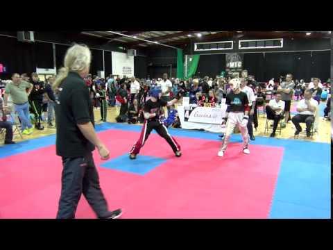 Dylan Whelan v Conor O'Murchu White Tiger Challenge 2017