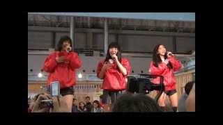 べじっ娘&イヌナキン ステージ映像 「大阪モーターショー」 日時:2013...