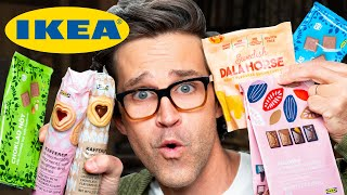 IKEA Sweets Taste Test