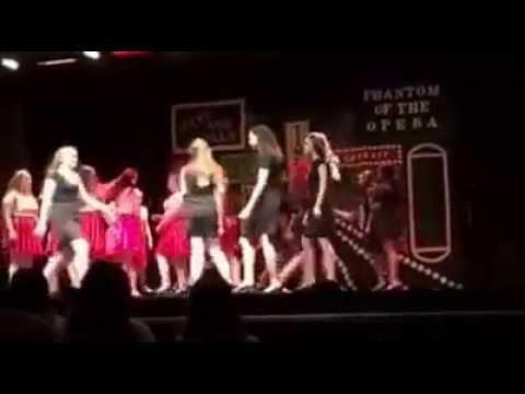 """Mambo (Dance at the Gym) Kempsville High School Dreamcatchers"