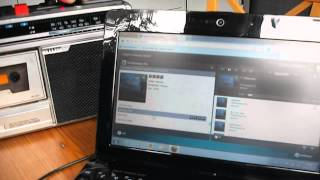 LMS server multi room synchronisation with two raspberry pi squeezebox players