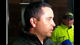 Conductor del SITP arrollado en la Séptima no pudo entrar a audiencia donde liberaron a agresor