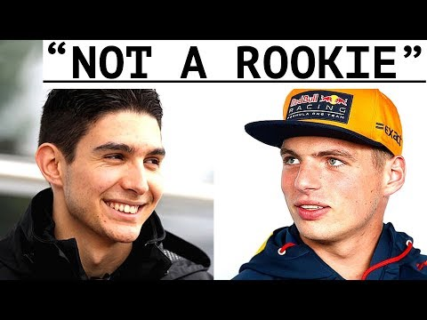 """Verstappen Wants Improved Red Bull - Alonso """"Rested, Relaxed & Recharged""""- Ocon """"No Longer a Rookie"""""""