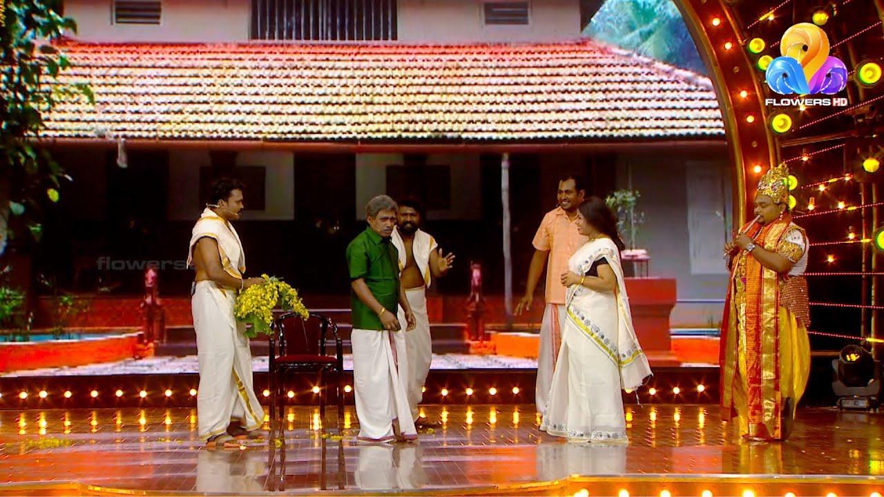 Comedy Utsavam  | Flowers | Ep#510